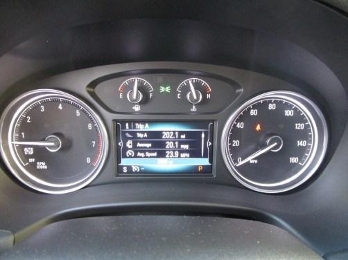 2018 Buick ENCLAVE Interior 23