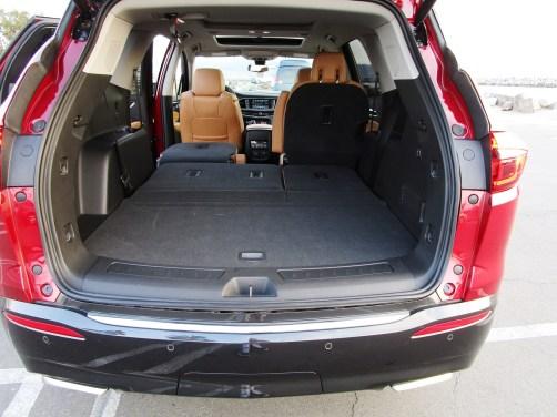 2018 Buick ENCLAVE Interior 3