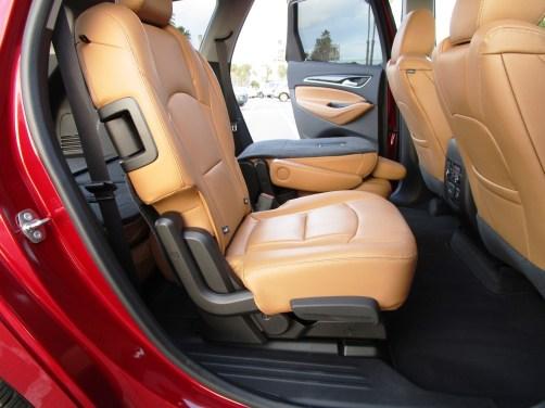 2018 Buick ENCLAVE Interior 4