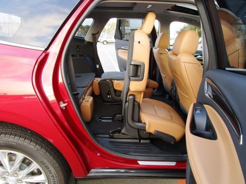 2018 Buick ENCLAVE Interior 5