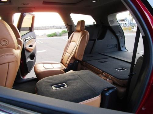 2018 Buick ENCLAVE Interior 8