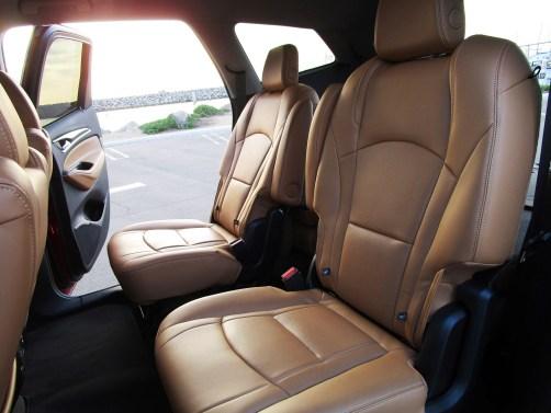 2018 Buick ENCLAVE Interior 9