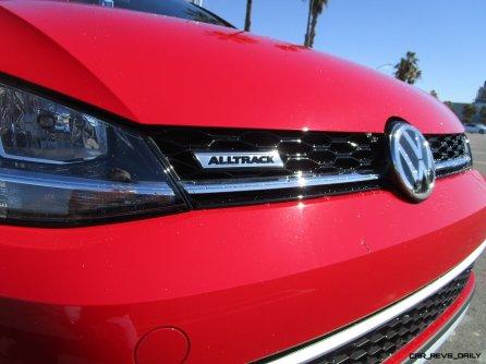2018 VW Golf Alltrack Exterior 11