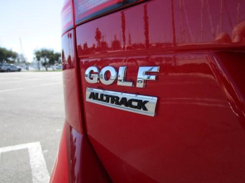 2018 VW Golf Alltrack Exterior 15