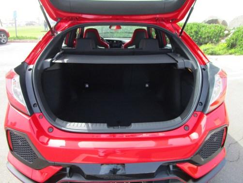 2018 Honda Civic Type R 1