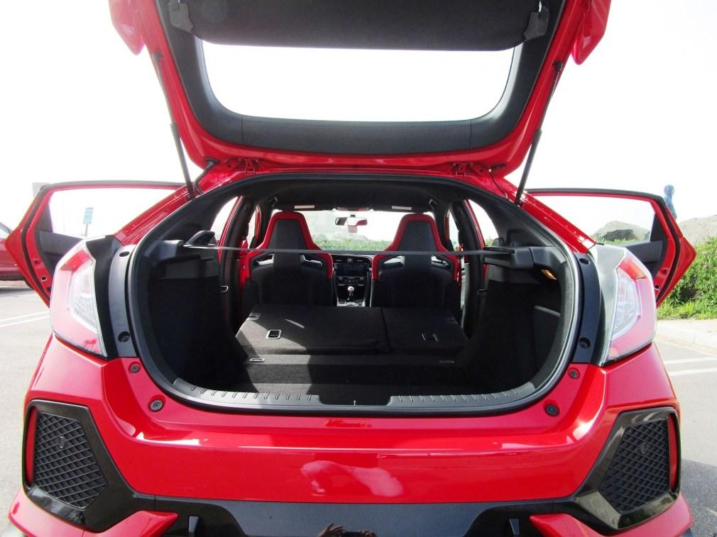 2018 Honda Civic Type R 7