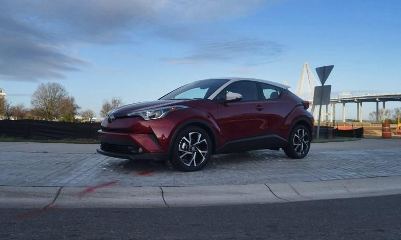 2018 Toyota C-HR XLE Premium R-Code 14