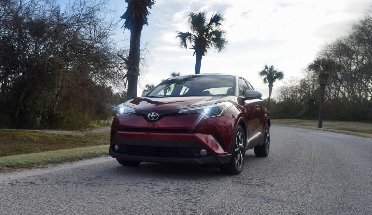 2018 Toyota C-HR XLE Premium R-Code 28