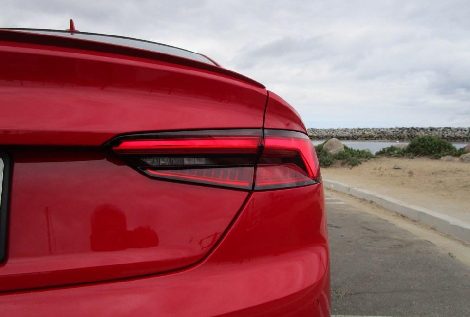 2018 Audi S5 Sportback 10