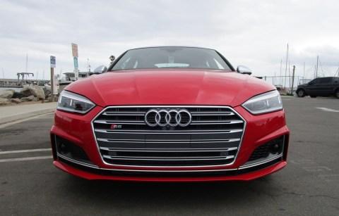 2018 Audi S5 Sportback 16