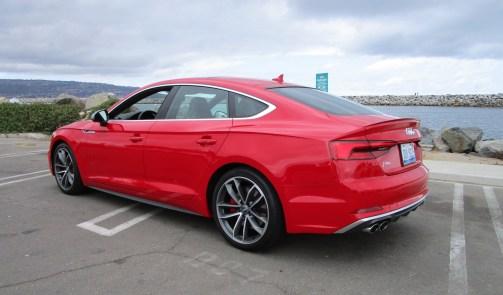 2018 Audi S5 Sportback 20