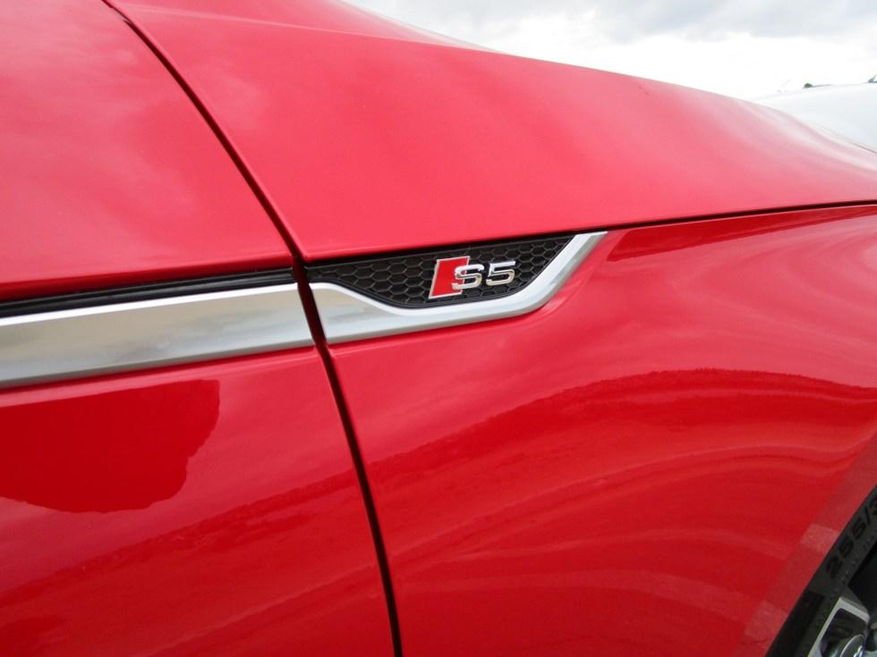2018 Audi S5 Sportback 7