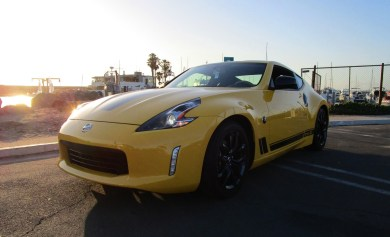 2018 Nissan 370Z Coupe Heritage Edition 1