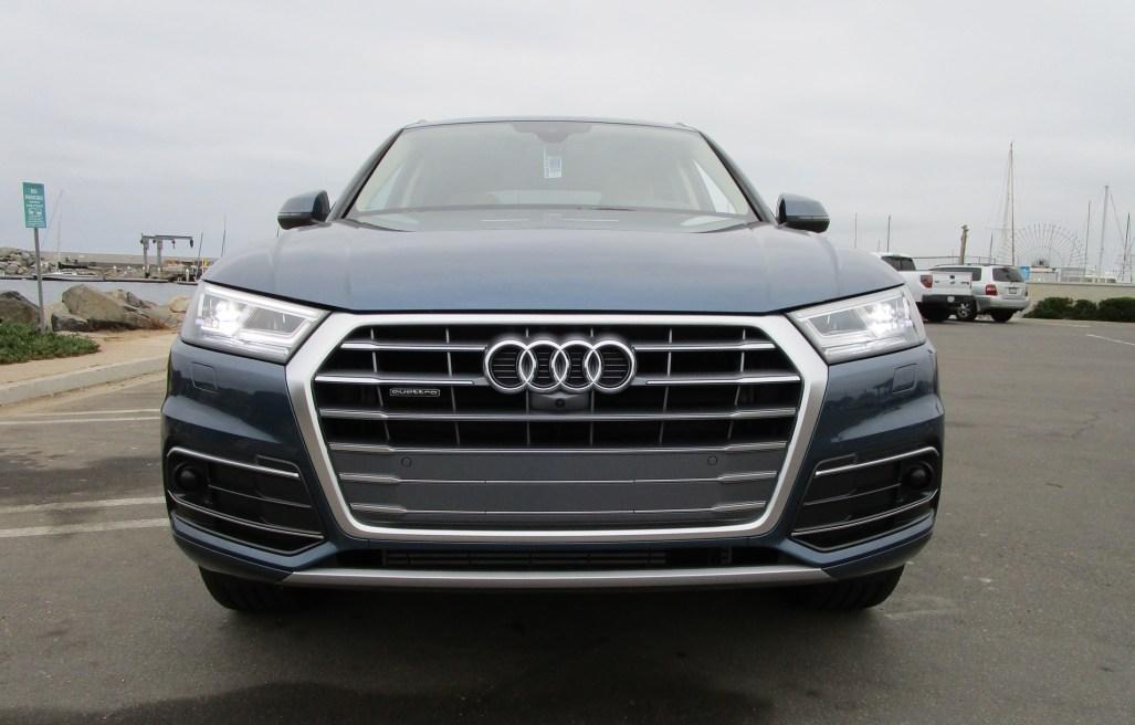 2018 Audi Q5 2.0T 3