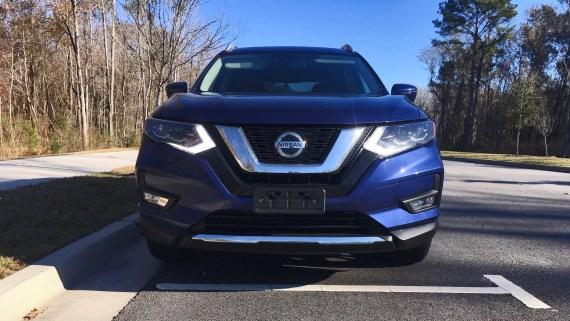 2018 Nissan ROGUE Platinum Reserve 12