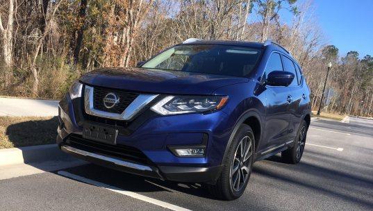 2018 Nissan ROGUE Platinum Reserve 15