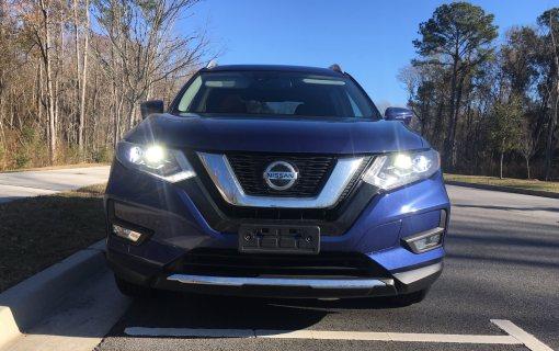 2018 Nissan ROGUE Platinum Reserve 26