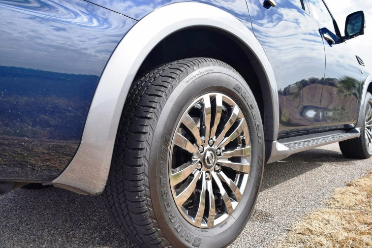 2018 Nissan ARMADA Platinum Reserve 10