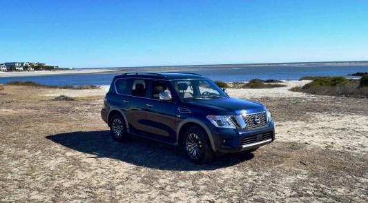 2018 Nissan ARMADA Platinum Reserve 17