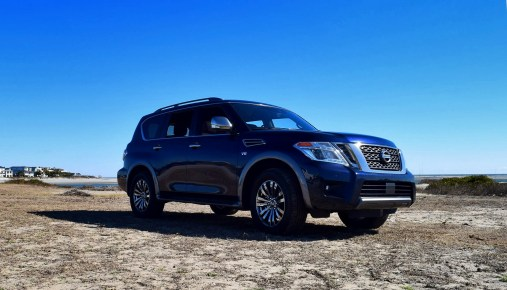 2018 Nissan ARMADA Platinum Reserve 19