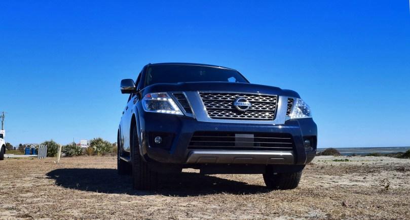 2018 Nissan ARMADA Platinum Reserve 22