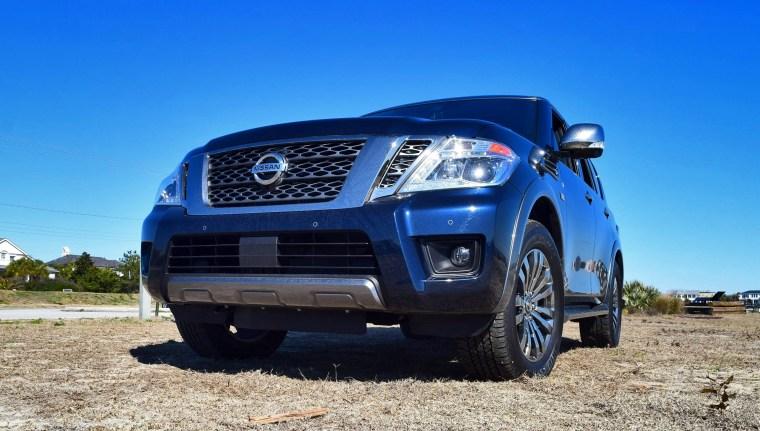 2018 Nissan ARMADA Platinum Reserve 23