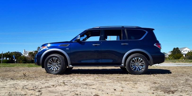 2018 Nissan ARMADA Platinum Reserve 26