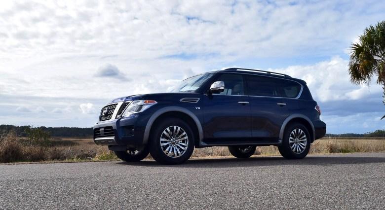 2018 Nissan ARMADA Platinum Reserve 4