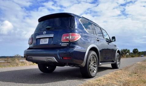 2018 Nissan ARMADA Platinum Reserve 8