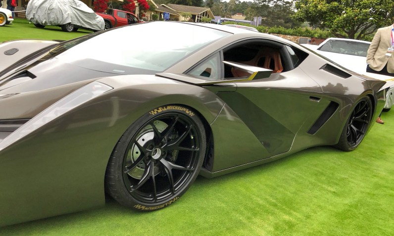 2018 SALAFF C2 Supercar Concept 15