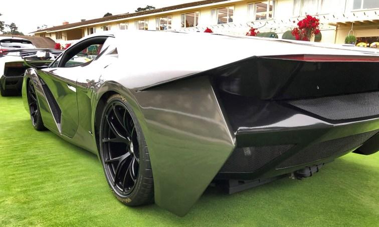2018 SALAFF C2 Supercar Concept 18
