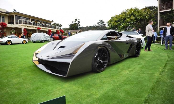 2018 SALAFF C2 Supercar Concept 2