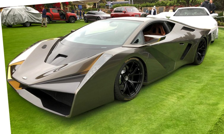 2018 SALAFF C2 Supercar Concept 22