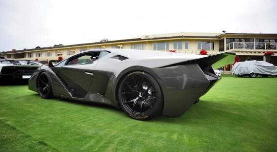 2018 SALAFF C2 Supercar Concept 4