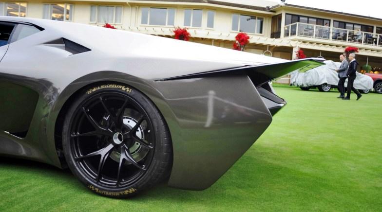 2018 SALAFF C2 Supercar Concept 5