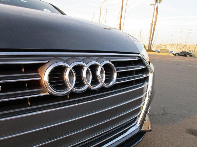 2018 Audi A4 2.0T Quattro Manual 14