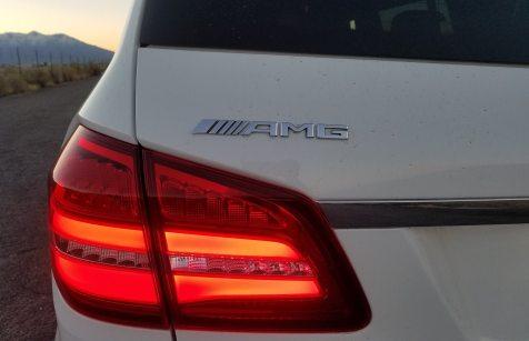 2019 Mercedes-AMG GLS63 12