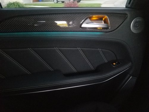 2019 Mercedes-AMG GLS63 Interior - By Matt Barnes19