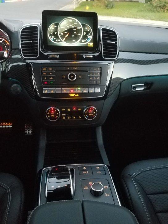 2019 Mercedes-AMG GLS63 Interior - By Matt Barnes26