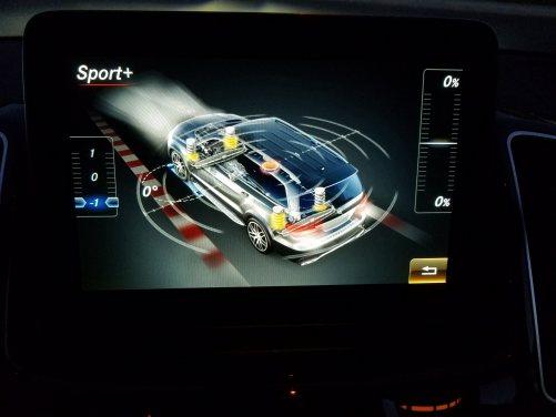 2019 Mercedes-AMG GLS63 Interior - By Matt Barnes45