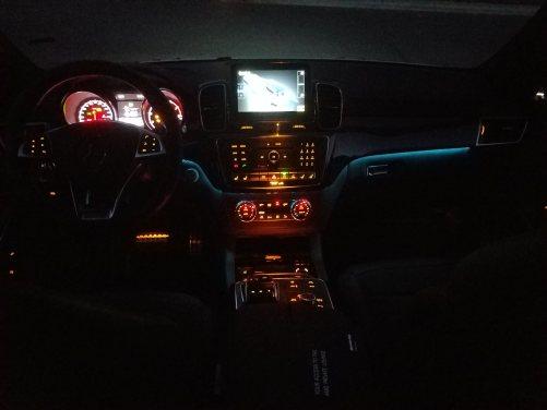 2019 Mercedes-AMG GLS63 Interior - By Matt Barnes52