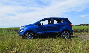 2018 Ford EcoSport Titanium AWD 14