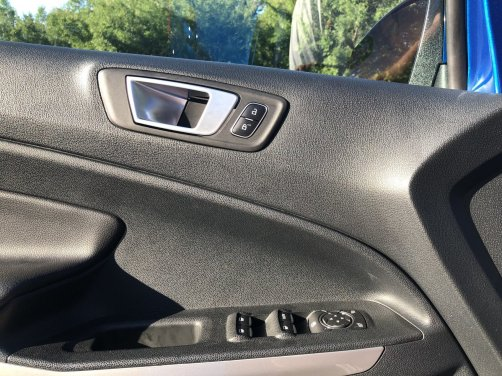 2018 Ford EcoSport Titanium AWD 31