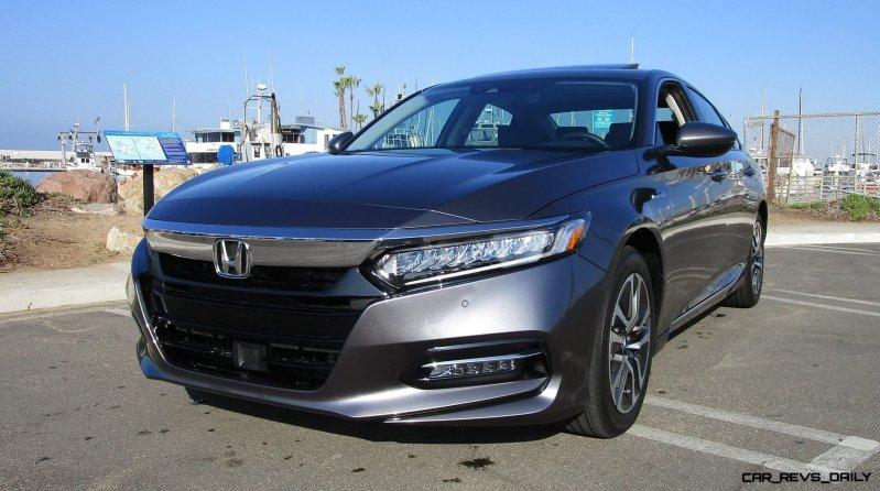 2018 Honda Accord Hybrid Touring 10