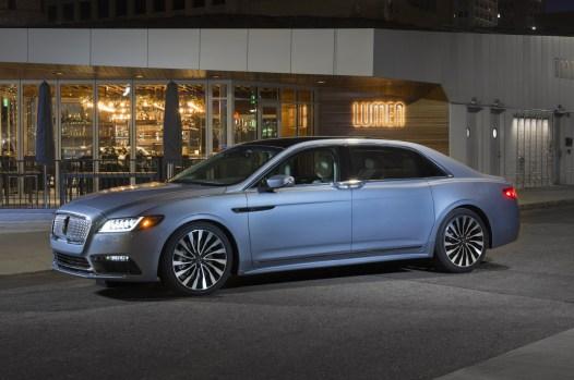 80th Anniversary Lincoln Continental