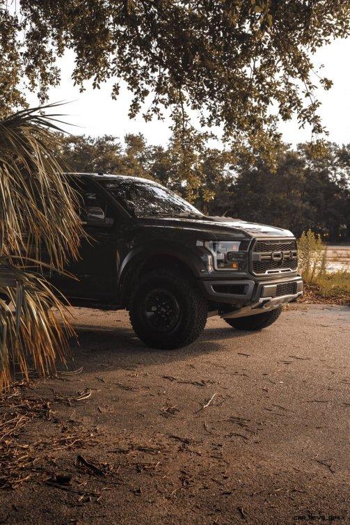 2018 Ford F-150 Raptor 35