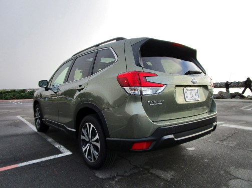 2019 Subaru Forester Limited 11