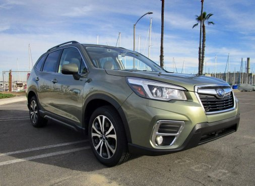 2019 Subaru Forester Limited 15