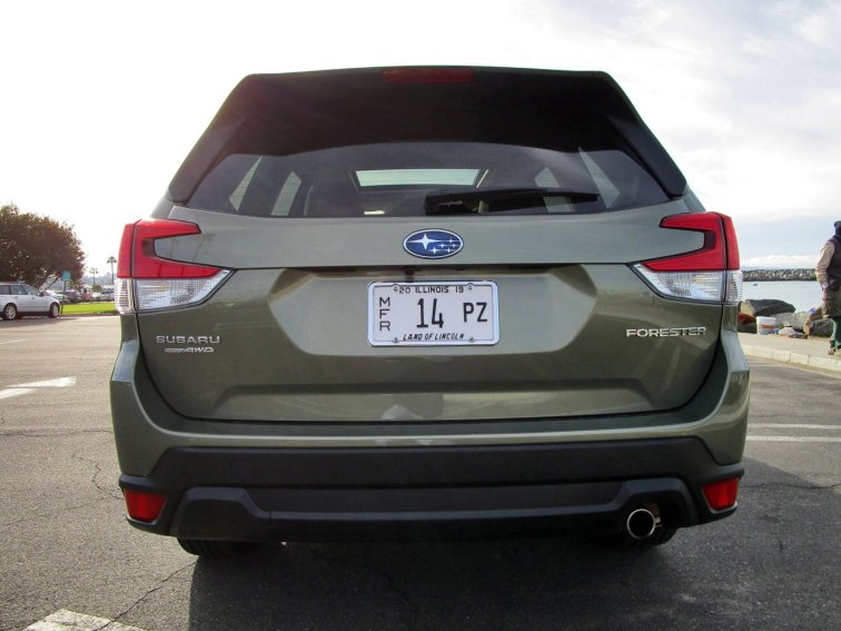 2019 Subaru Forester Limited 18