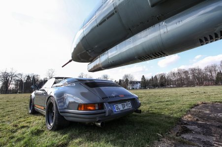 Porsche 911 Wide Track Speedster by DP Motorsport 15